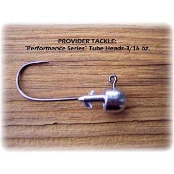 """Performance Series"" Tube Heads - 3/16oz, 12pk"