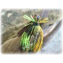 """Redemption Series"" Finesse Jig - Yellow Perch"