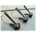 """Rapture Series"" Football Jig Head - Black Unskirted (1 pack)"