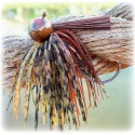 """Rapture Series"" Football Jig - Beaver Craw"