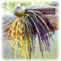 """Rapture Series"" Football Jig - Bluegill"