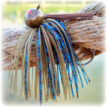 """Rapture Series"" Football Jig - Clash Craw"