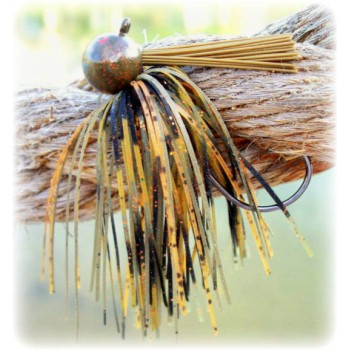 """Rapture Series"" Football Jig - Fergies Craw"
