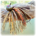 """Rapture Series"" Football Jig - Natures Red Craw"