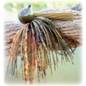 """Rapture Series"" Football Jig - Orange Craw"