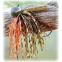 """Rapture Series"" Football Jig - Ozark Orange"