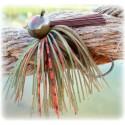 """Rapture Series"" Football Jig - Red Olive"