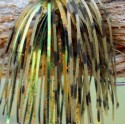 Custom Jig Skirt - Chartreuse Craw (2 Pack)