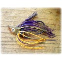 """Cut 'n Edge"" Swim Jig - Bluegill"