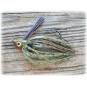 """Cut 'n Edge"" Swim Jig - Camo Craw"