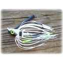 """Cut 'n Edge"" Swim Jig - Citrus Shad"